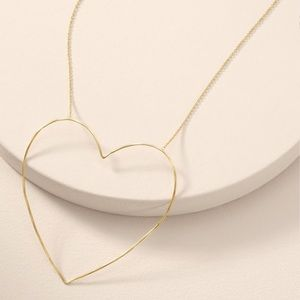 Heart of Gold Necklace by Stella & Dot